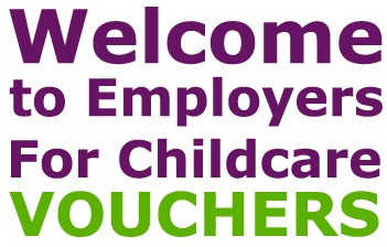 Welcome to Employers For Childcare Vouchers